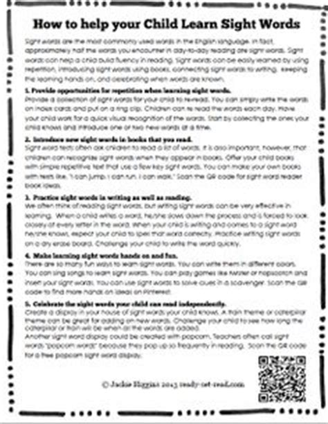 Parent Letter About Sight Words Student Data Parent Communication On Student Led Conferences Student Data And