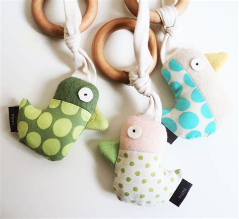 Handmade Toys For Infants - handmade infant toys baby teethers modern baby