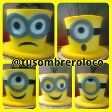 imagenes de minions locos 1000 images about sombreros on pinterest zapatos mini