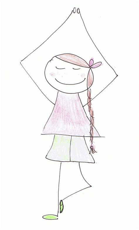 tutorial de yoga para niños ni 241 os posturas de yoga colouring pages