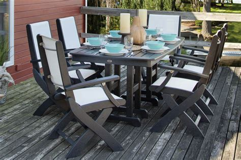 polywood patio furniture home outdoor