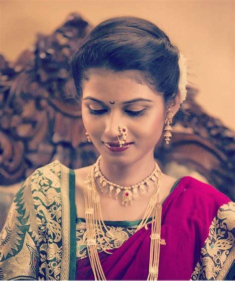 hairstyles in nauvari saree 24 best wow nauwari images on pinterest kashta saree