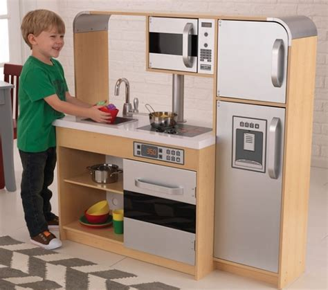 contemporary design wooden play kitchen sets home interiors