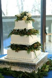 Winter Wonderland Decorations For Weddings - power to personalize your wedding winter wedding cakes