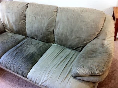 Dirty Microfiber Sofa Sean S Carpet Care Llc