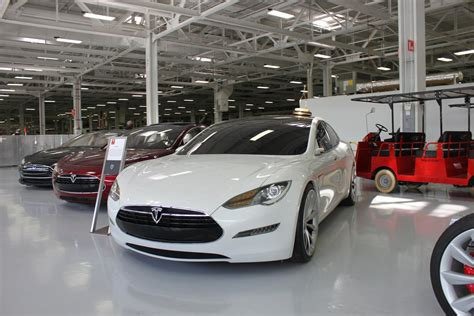 tesla factory tesla model 3 production process is not normal business