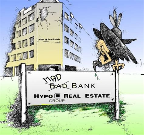 hypo real estate bank mad bank hypo real estate by jot politics toonpool