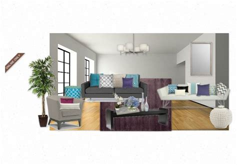 purple and teal living room grey purple teal living room for the home