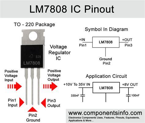 lm pinout equivalent  specs   details