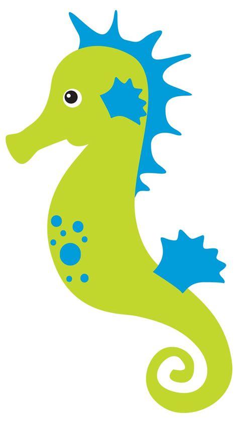 seahorse clip fundo do mar undersea 3 png minus patrones patterns