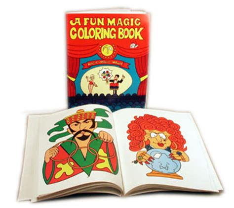 magic coloring book magic coloring book large