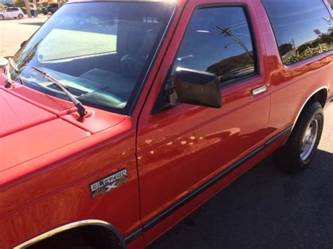 how to fix cars 1995 chevrolet s10 spare parts catalogs 1986 chevy s10 4x4 2dr 5 speed blazer for sale photos technical specifications description