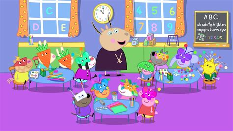 Peppa Pig In nickalive nickelodeon usa to premiere new episodes of