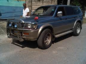 Mitsubishi Challenger 1996 1996 Mitsubishi Challenger W Pictures Information And