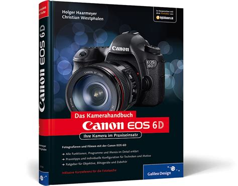 Kamera Canon Eos 6d Only canon eos 6d ihre kamera im praxiseinsatz holger haarmeyer christian westphalen