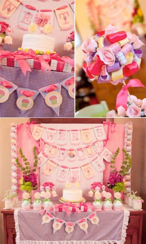 cute themes for birthday parties kara s party ideas sweet girly pink gingham themed