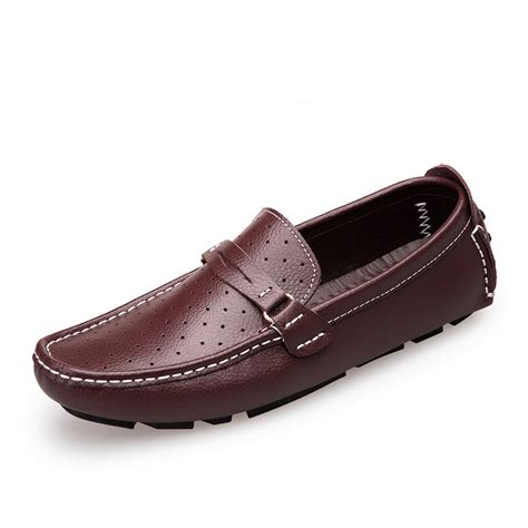 new style loafers new style loafers 2015 genuine leather casual flats