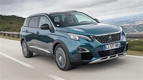 peugeot  review french  seater   suv