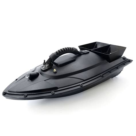 flytec 5 generation rc boat black - Flytec Rc Fishing Boat