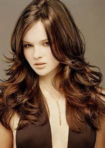 hairstyles for with long layered haircuts 2016