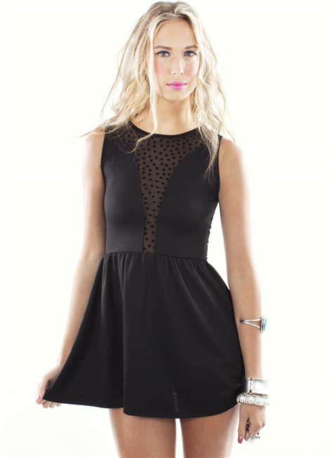 Lulu Dress for and lemons lulu dress black 183 outlet shop
