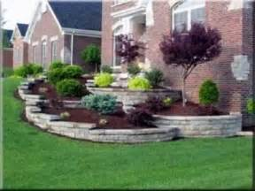Home Landscape Design Youtube by Landscaping Ideas For Front Yards Youtube