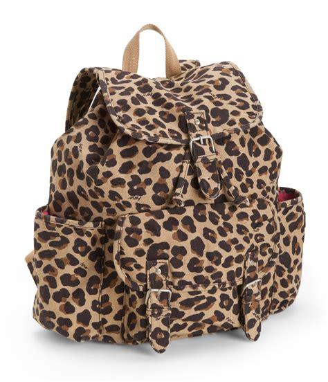 Leopard Print Backpack leopard print backpack aeropostale from a 233 ropostale epic