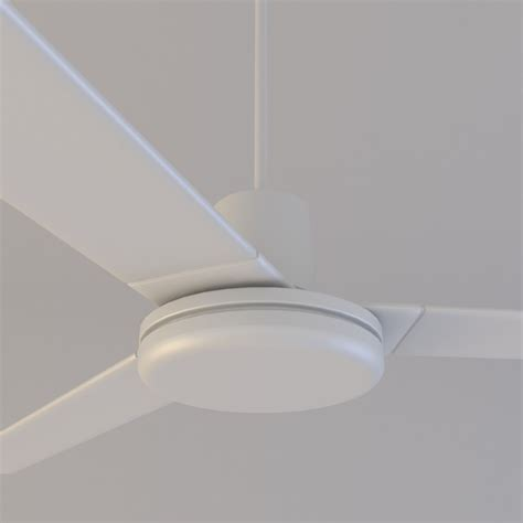 Ceiling Max Parts - simple ceiling fan free 3d model obj fbx c4d cgtrader