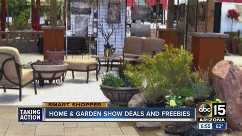 maricopa county home garden show tickets learn ways to