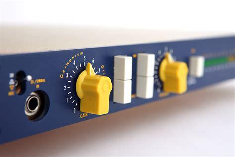 germanium transistor pre velvet sound