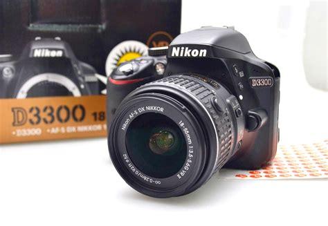 Jual Kamera Dslr by Jual Nikon D3300 Kamera Dslr Bekas Jual Beli Laptop
