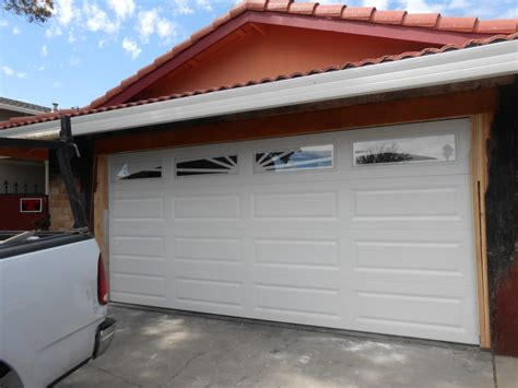 Garage Door Stuck Try These 3 Effective Tips First Sfz Home Garage Door Getting Stuck