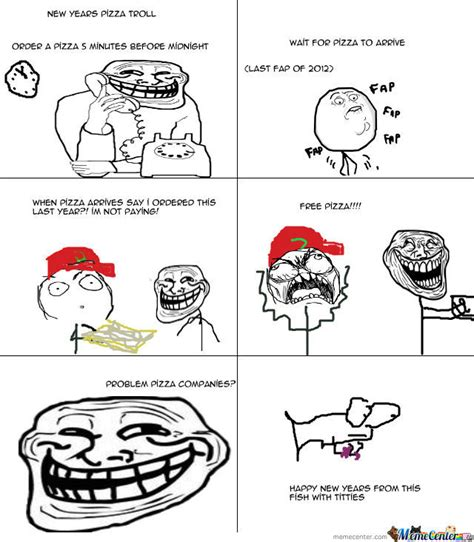Troll Memes - new years troll by recyclebin meme center
