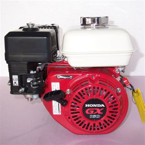 honda gx160 qxe2 electric start 5 5 hp engine