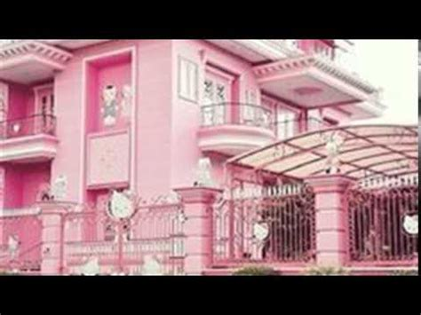 hello kitty mansion hello kitty toy mansion youtube