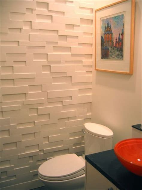 bathroom wall treatment ideas make cheap mod wall treatment 187 curbly diy design community