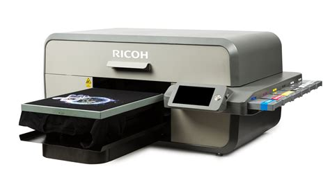 new ricoh ricoh launches two new direct to garment printers ricoh