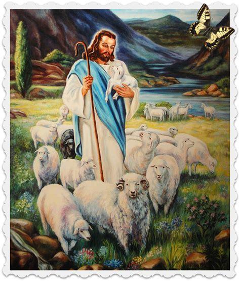 imagenes religiosas de jesus el buen pastor jesus im 225 genes buen pastor frases cristianas