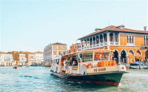 different types of boats in venice venice italy transport guide different types of water