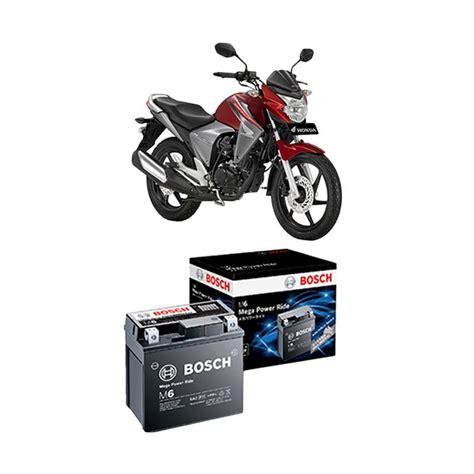 Jual Motor Honda Mega Pro jual bosch agm rbtz 5s aki kering motor for honda mega pro