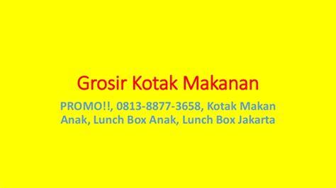 Promo Kotak Makan Sekat Keren promo 0813 8877 3658 bekal anak bekal sekolah anak tempat bekal