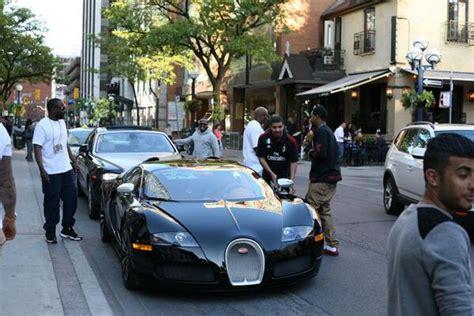 i woke up in a new bugatti clean version really woke up in a new bugatti stunts in toronto