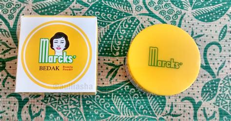 Bedak Marcks Invisible Review Marcks Powder Shade Invisible