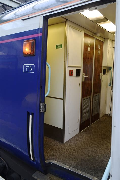 Edinburgh To Sleeper Times by Caledonian Sleeper Travelling From To Edinburgh