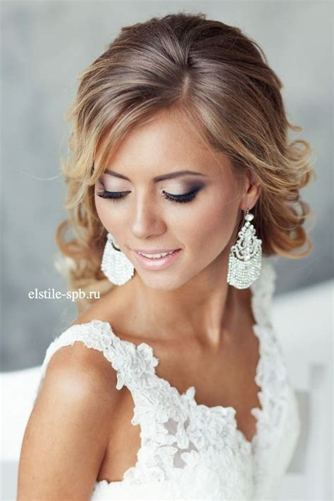 bridal makeup and hair best 25 wedding hair and makeup