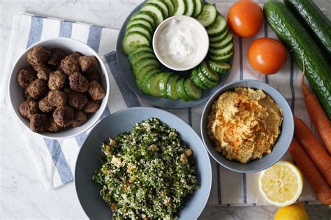 Eastern Ingredients by Spice Things Up With Lebanese Kibbeh Meatballs Lone