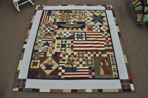 Patriotic Quilts For Sale by Patriotic Quilt