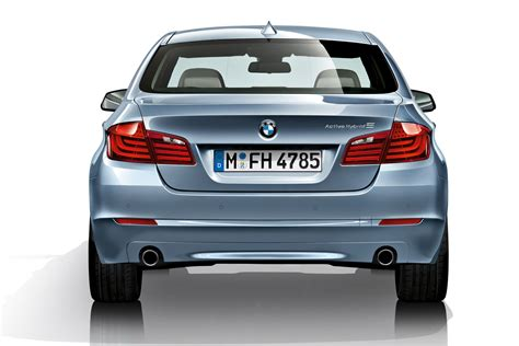 Bmw 1er Hybrid by Bmw S New Activehybrid 5 Officially Unveiled Autoevolution