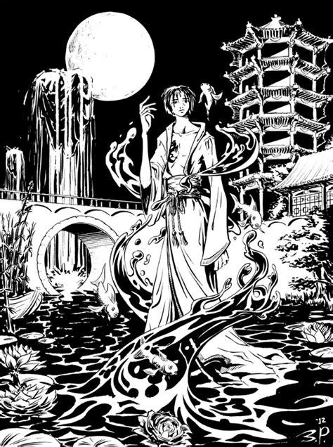 ILlustration | Everett Patterson Comics