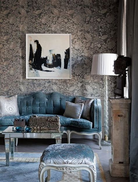 incredible damask chair living room furniture decorating 30 elegant and chic living rooms with damask wallpaper